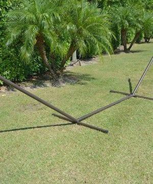 Caribbean-Hammocks-15-Foot-Heavy-Duty-Metal-Tri-Beam-Hammock-Stand-600lb-Capacity-Mocha-model-TRIM-0-300x360 100+ Best Outdoor Hammocks For 2020