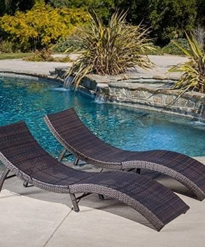 Maureen-Outdoor-Multibrown-PE-Wicker-Folding-Chaise-Lounge-Chairs-Set-of-2-0-300x360 50+ Wicker Chaise Lounge Chairs