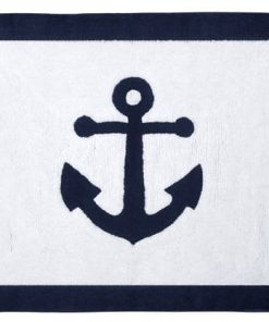 Anchors-Away-Nautical-Navy-and-White-Accent-Floor-Rug-0-247x296 Beach Rugs and Beach Area Rugs
