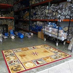 Area Rug Nautical Scene 0 7 300x300
