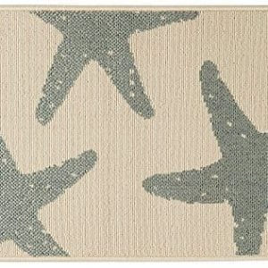 Bacova-Starfish-Accent-Rug-One-Size-0-300x300 Coastal Rugs & Coastal Area Rugs