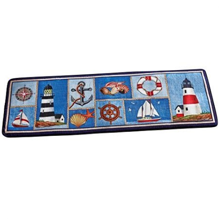 Collections-Etc-Nautical-Bar-Harbor-Rug-0-450x450 Beach Rugs and Beach Area Rugs