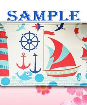 Custom Standard Store Retro Nautical Anchor Doormat Bathroom Kitchen Decor Rug Mat 236x157 0 0 300x360