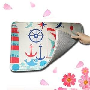 Custom Standard Store Retro Nautical Anchor Doormat Bathroom Kitchen Decor Rug Mat 236x157 0 1 300x300