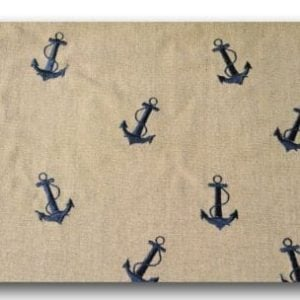 Custom Standard Store Retro Nautical Anchor Doormat Bathroom Kitchen Decor Rug Mat 236x157 0 300x300