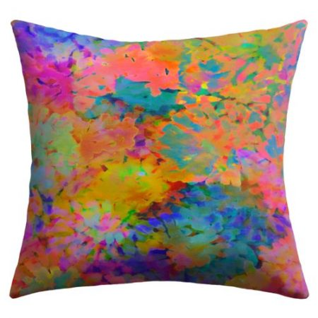 DENY-Designs-Amy-Sia-Venice-Beach-Outdoor-Throw-Pillow-20-by-20-Inch-0-450x450 Nautical Pillows and Nautical Throw Pillows