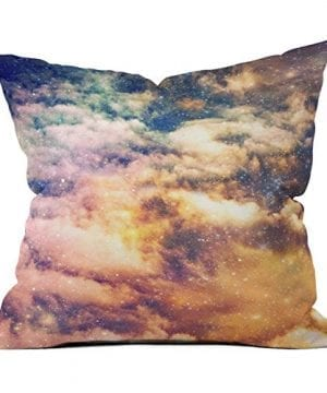 DENY Designs Shannon Clark Love Under The Stars Outdoor Throw Pillow 0 300x360