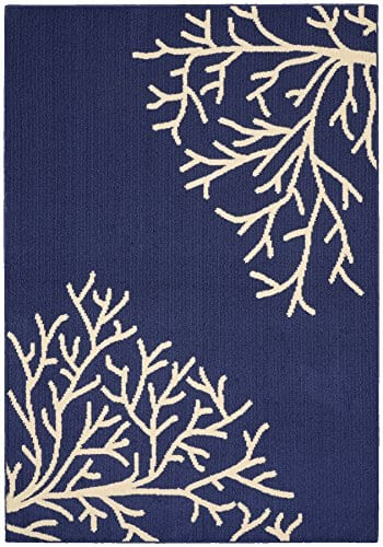 Garland-Rug-Sea-Coral-Area-Rug-0 Beach Rugs and Beach Area Rugs
