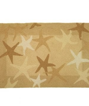 Homefires-Accents-Starfish-Field-Indoor-Rug-22-Inch-by-34-Inch-0-300x360 Starfish Rugs and Starfish Area Rugs