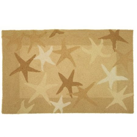 Homefires-Accents-Starfish-Field-Indoor-Rug-22-Inch-by-34-Inch-0-450x450 Beach Rugs and Beach Area Rugs