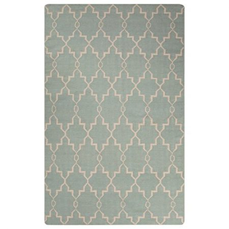 Jaipur-Modern-Trellis-Chain-and-Tile-Wool-Moroccan-Area-Rug-2-x-3-JadeiteSand-Shell-0-450x450 Beach Rugs and Beach Area Rugs