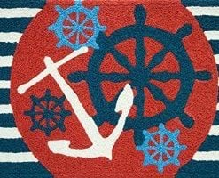 Jellybean-Anchors-Aweigh-Ships-Wheel-Nautical-Sailing-Area-Accent-Rug-0-247x200 Beach Rugs and Beach Area Rugs