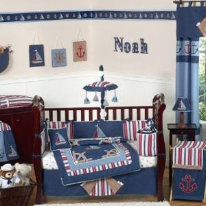 Nautical Nights Sailboat Accent Floor Rug By Sweet Jojo Designs 0 0 300x300