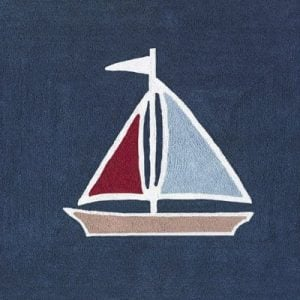 Nautical-Nights-Sailboat-Accent-Floor-Rug-by-Sweet-Jojo-Designs-0-300x300 Best Nautical Rugs and Nautical Area Rugs