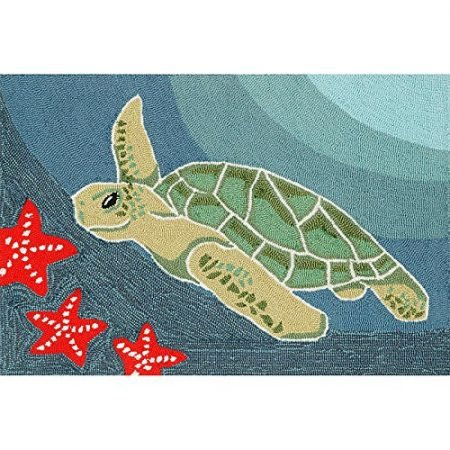 Sea-Turtle-Ocean-Rug-30-x-48-0-450x450 Beach Rugs and Beach Area Rugs