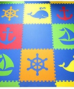 SoftTiles-Nautical-Ocean-Theme-Premium-Interlocking-Foam-Large-Childrens-Playmat-78-x-78-0-247x296 Beach Rugs and Beach Area Rugs