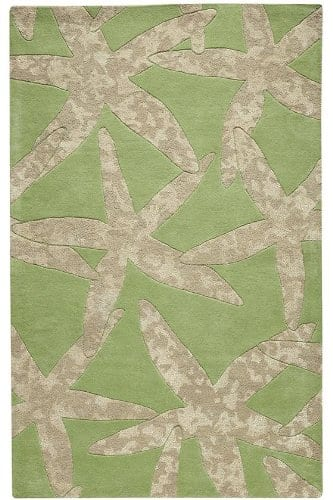 Starfish-Area-Rug-0 Beach Rugs and Beach Area Rugs