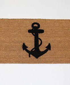 Anchor-Doormat-0-247x296 Beach Doormats and Coastal Doormats