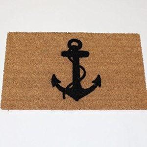 Anchor-Doormat-0-300x300 Anchor Decor & Nautical Anchor Decorations