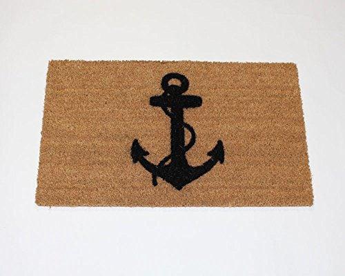 Anchor-Doormat-0 Nautical Anchor Decor