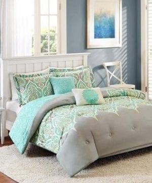 Better-Homes-and-Gardens-Kashmir-5-Piece-Bedding-Comforter-Set-FULLQUEEN-0-300x360 50+ Hawaii Themed Bedding Sets