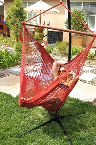 Hammock Chair Hanging Rope Chair Porch Swing