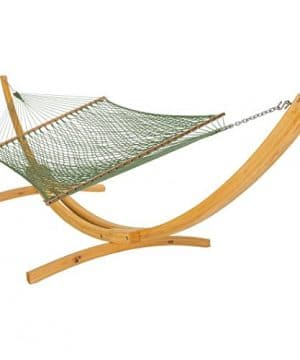 Hatteras-Hammocks-Deluxe-DuraCord-Rope-Hammock-Meadow-0-300x360 100+ Best Rope Hammocks