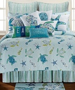 Imperial-Coast-Twin-Quilt-by-C-F-0-247x296 Tropical Bedding Sets