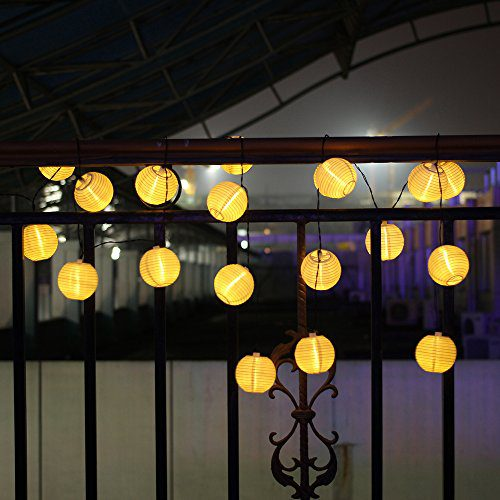 Solar Outdoor String Lights By Innoo Tech: Innoo Tech Solar String Lights Outdoor