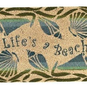 Park Designs Lifes A Beach Doormat 0 300x298