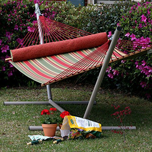 Pawleys Island Beaches Quilted Duracord Fabric Hammock 0 0