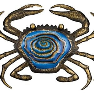 Regal Art And Gift Bronze Crab Wall Decor 20 Inch 0 300x300