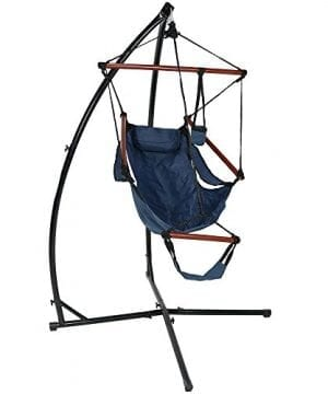Sunnydaze-Durable-X-Stand-and-Hanging-Hammock-Chair-Set-or-X-Chair-Stand-ONLY-You-Choose-0-300x360 Best Outdoor Patio Furniture