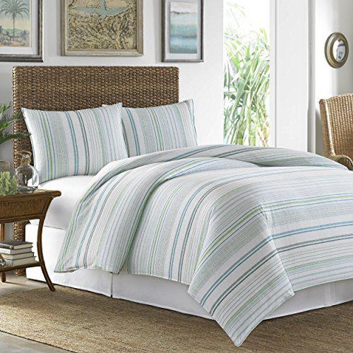 Tommy Bahama La Scala Breezer Comforter Set King Seaglass 0