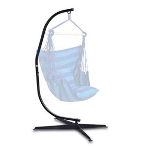 Zeny-Hanging-Rope-Chair-Swing-Hanging-Hammock-Chair-Porch-Swing-Seat-With-Two-Cushions-Max265-Lbs-0-0