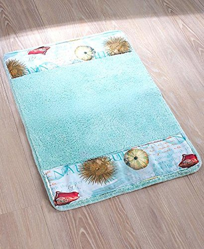 Coastal-Retreat-Bath-Rug-0 Beach Rugs and Beach Area Rugs