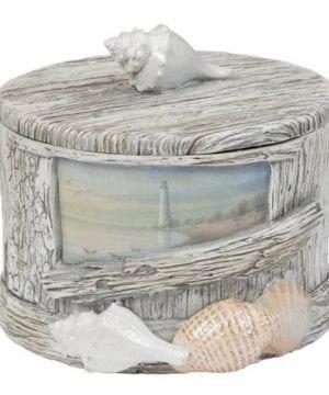 Creative Bath Products At The Beach Bathroom Jar 0 300x360