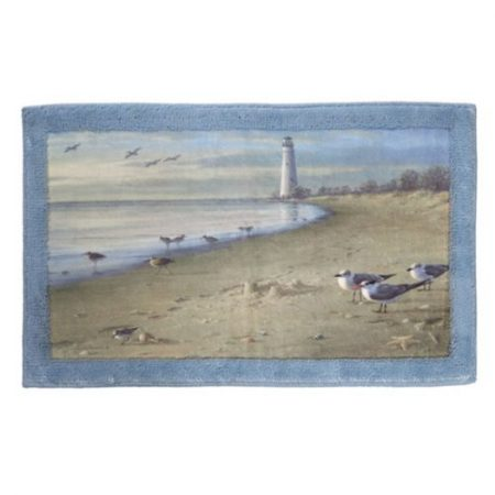 Creative-Bath-Products-At-The-Beach-Rug-0-450x450 Beach Rugs and Beach Area Rugs
