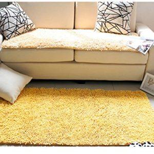 LOCHAS Microfiber Non Slip Bath Rug Bathroom Floor Mats Shower Rugs 0 2 300x300