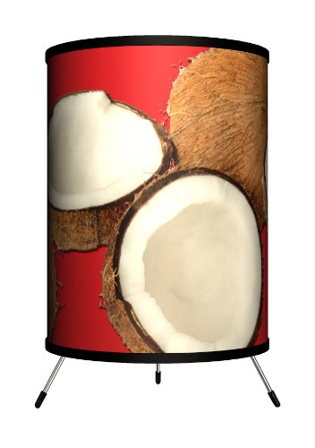Lamp-In-A-Box-TRI-VAR-COCON-Various-Coconuts-Tripod-Lamp-0 100+ Coastal Themed Lamps
