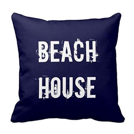 MARCOMAX-Beach-House-Home-Decor-Cotton-Throw-Pillow-Cover-0-450x450 Nautical Pillows and Nautical Throw Pillows