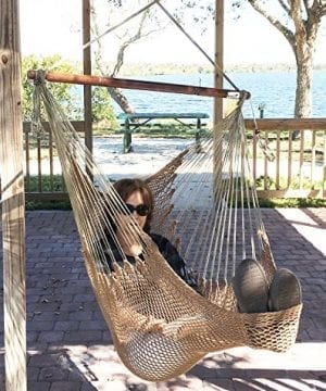 Mayan-Style-Hammock-Chair-0-300x360 100+ Best Rope Hammocks
