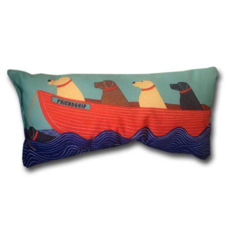 Nautical-Decor-Throw-Pillows-Beach-House-Outdoor-Pillows-Dog-Friends-17-x-8-0-450x450 Nautical Pillows and Nautical Throw Pillows