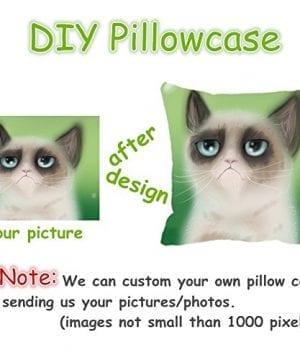 Soft Cushion Cover For Sofa Anchor Navy Blue White Nautical Pillow Case Standard Size Pillow Sham 0 1 300x360
