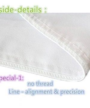 Soft Cushion Cover For Sofa Anchor Navy Blue White Nautical Pillow Case Standard Size Pillow Sham 0 2 300x360