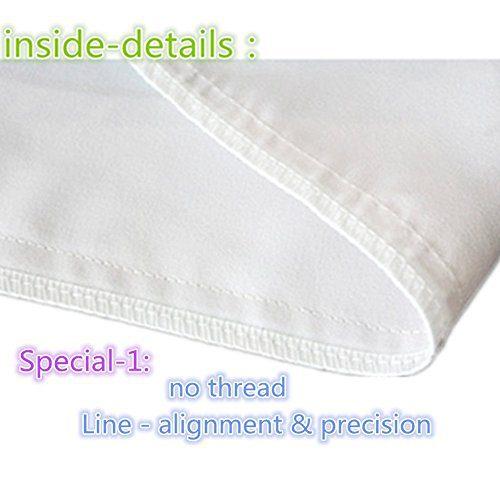 Soft Cushion Cover For Sofa Anchor Navy Blue White Nautical Pillow Case Standard Size Pillow Sham 0 2