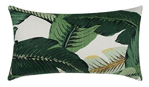 Throw-Pillows-Indoor-Outdoor-Pillows-Couch-Nautical-Decor-Tommy-Bahama-Swaying-Palms-22-x-11-0 Nautical Pillows and Nautical Throw Pillows