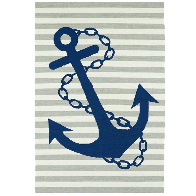 sereno-traditional-handmade-indoor-outdoor-area-rug Nautical Rugs and Nautical Area Rugs