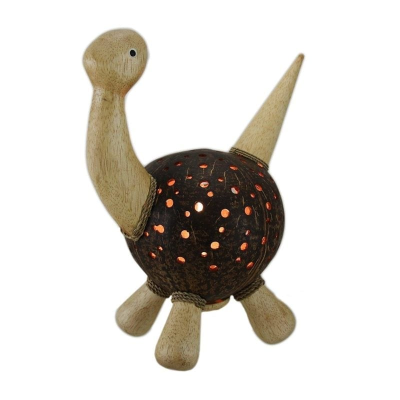 turtle-wood-accent-recycled-coconut-lamp-800x800 Best Coconut Lamps For Sale