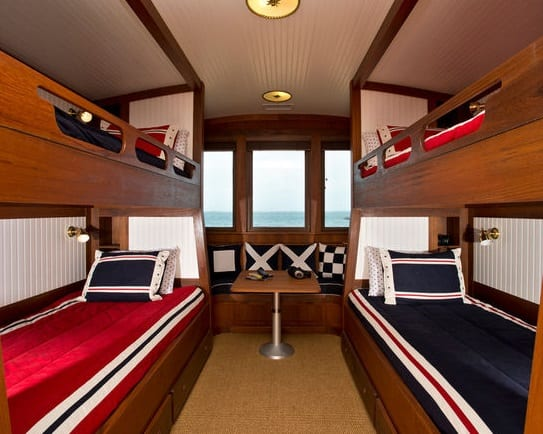 Mark-Mathews-Archectural-Residence-by-Randall-Perry-Photography Nautical Bedding Sets & Nautical Bedspreads